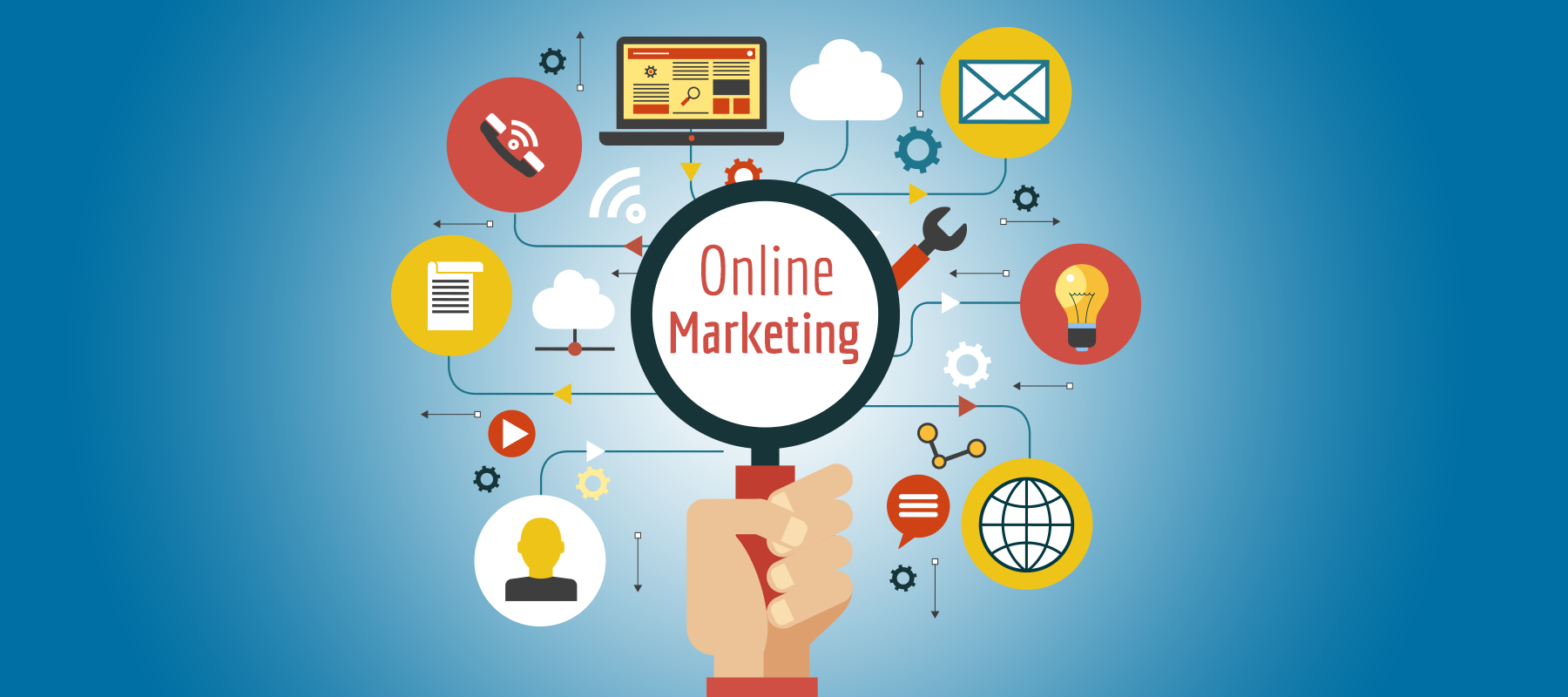 Creative Online Marketing Specialists